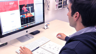 Diseño web: Be Responsive!. A course by Francisco Aveledo.