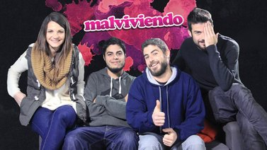 Malviviendo, creación de una Webserie. A Video and Audio course by Diffferent