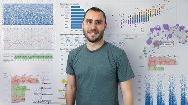 Introducción a la visualización de datos. Un curso de Tecnología de Victor Pascual