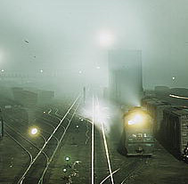 Night Train in 1943 . A Photograph project by The Commons - 24-06-2009