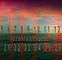 Calendario . A Design project by Eloy Ortega Gatón - Jul 17 2009 04:46 PM