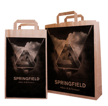 Springfield Bags. A Design, and Advertising project by Luishøck  - 18-08-2009