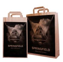 Springfield Bags. Un proyecto de Diseño y Publicidad de Luishøck  - 18-08-2009