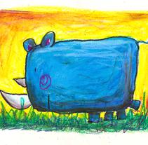 Animaladas. Un proyecto de Ilustración de Itziar San Vicente - 09-10-2009