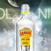 Larios Dry Gin. Un proyecto de Diseño e Ilustración de José Antonio  García Montes - Domingo, 18 de octubre de 2009 02:05:24 +0200