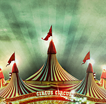 The circus of ilusion. A Design&Illustration project by José Antonio  García Montes - 09-11-2009