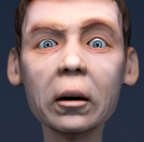 Aprendiendo anatomía. A 3D project by Roberto Roch Diago - Jan 12 2010 09:42 PM