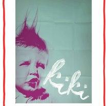 Funny Words - Kiki. Un proyecto de Diseño e Ilustración de Mariano de la Torre Mateo         - 22.01.2010