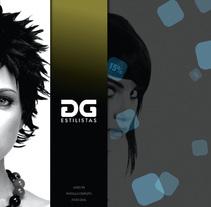 DG Estilistas. A Design, and Software Development project by Raúl Higueras         - 24.01.2010