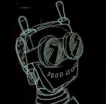 London-Sketches. Un proyecto de Ilustración de Antonio  Rodríguez Díaz - 26-01-2010