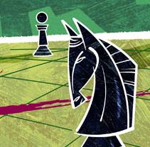 Diarios y Revistas. A Illustration project by Andrés Martínez Ricci         - 29.01.2010