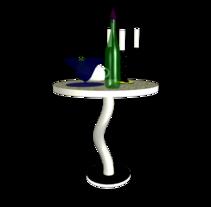 Bodegón 3D. Um projeto de Design e 3D de Lucía Butragueño Díaz-Guerra         - 02.12.2016