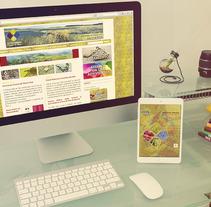 Navarra Media™ Tourism PR & Digital Communication. Um projeto de Design, Desenvolvimento de software e UI / UX de Fran Fernández         - 22.02.2010