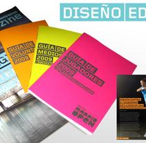 Diseño Editorial. A Design project by Alvaro Rodriguez Palomo - Feb 23 2010 06:06 PM