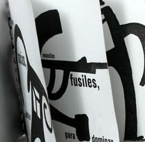 Libro 14. Hombres sin fe.. A Design&Illustration project by Poeta Grafico - 03-03-2010