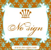 No Sign. A Design&Illustration project by Juan Galavis - Mar 04 2010 06:29 PM