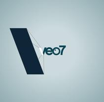 Continuidad tv veo7 2010. Un proyecto de Diseño, Motion Graphics, Cine, vídeo y televisión de Oscar Arias - 09-03-2010