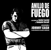 ANILLO DE FUEGO. A Illustration project by Joaquín Secall - Mar 24 2010 06:17 PM
