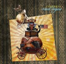 Experimento Visual Viejuno. A Design, Illustration, and Photograph project by Miriam de Jesus - Apr 04 2010 11:18 PM
