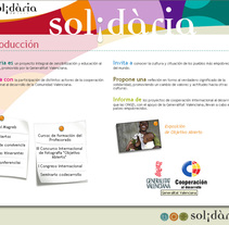 Solidaria. A Design, Illustration, and UI / UX project by Ester Santos Poveda - Apr 25 2010 04:17 AM