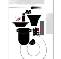 Restaurante Ca l'Alegre. A Design&Illustration project by Juanjo G. Oller         - 20.05.2010