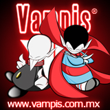 Vampis. A Design, Illustration, Advertising, Motion Graphics, Photograph, Film, Video, and TV project by Juan Antonio Martínez Anaya - Jun 09 2010 10:56 PM