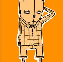 pululan por mi cabeza.... A Design&Illustration project by Jorge Polo - Jun 11 2010 09:32 PM