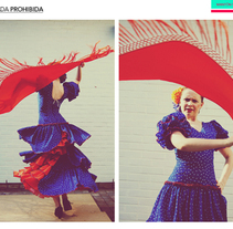 LA PUNTADA PROHIBIDA  web. A  project by Fuen Salgueiro - Jun 15 2010 10:32 PM