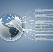 Diseño web Planeta Innovación. A Design, Software Development, UI / UX, and 3D project by Alex Lázaro         - 22.06.2010