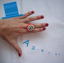 Anillos. A Design&Illustration project by Paloma Corral - Jul 08 2010 01:18 PM