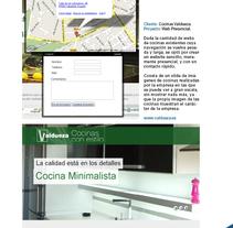 Cocinas Valdueza. A Design project by Rodrigo Maroto - Jul 12 2010 06:47 PM