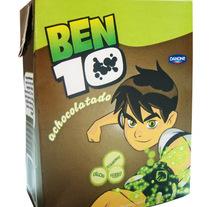 Achocolatado - Ben 10. A  project by Marcelo Irineu         - 28.07.2010