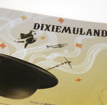 Dixiemulando. Un proyecto de Diseño e Ilustración de Mónica Di Francesco         - 05.08.2010