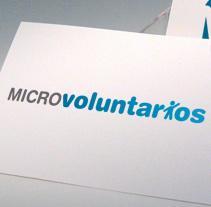 microvoluntarios málaga. Um projeto de Design, Publicidade e Informática de Juan Jesús Molina García         - 09.08.2010