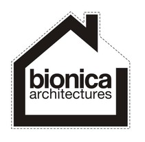 logo bionica architectures. A Design, Illustration&Installations project by miguel ángel pérez         - 19.08.2010
