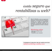 Mark & Medios. A Design project by Juan Galavis - 29-09-2010