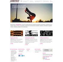 Asimetrica . Un proyecto de Diseño de Javier Martín Balsa - 27-09-2010