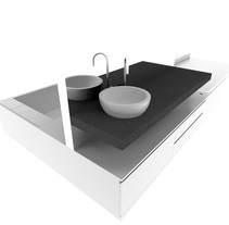 Shima. Un proyecto de Diseño, Instalaciones y 3D de Salvador Bru - 05-10-2010