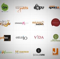 Logotipos. Un proyecto de Diseño de Latido Creativo         - 06.10.2010