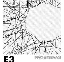 Fronteras /// cartel de presentación del taller de intervención en el borde urbano. Um projeto de Design e Ilustração de miguel ángel pérez         - 07.10.2010
