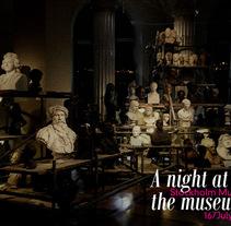 Una noche en el museo. Un proyecto de Diseño y Fotografía de Maiki  - Miércoles, 20 de octubre de 2010 03:51:36 +0200