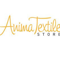 Diseño logotipo y web Anima Textile Store. A Design project by Núria Montoriol         - 20.10.2010