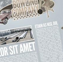 Bowling Company. Un proyecto de Diseño de kid_A - 22-10-2010