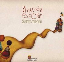 AGENDA CyL. Un proyecto de Ilustración de Cristina Quiles - Jueves, 28 de octubre de 2010 19:27:16 +0200