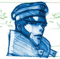 Corto Maltes. Um projeto de Ilustração e Cinema, Vídeo e TV de Juan Carlos Moreno         - 20.11.2010