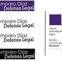 id Amparo Díaz. A Design project by Julio César García Garnateo - 21-11-2010
