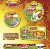 etiquetas Intertrópico. Um projeto de Design, Ilustração, Publicidade e UI / UX de Veronica Ortiz Risco         - 26.11.2010