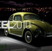REEL2010. Um projeto de Design, Ilustração, Motion Graphics, Cinema, Vídeo e TV e 3D de Miguel Monteagudo         - 29.11.2010