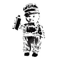 stencilboy.net. Un proyecto de Diseño e Ilustración de el pixel vivo - Viernes, 10 de diciembre de 2010 12:12:06 +0100