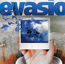 EVASIÓN. Um projeto de Design e Ilustração de Carlos Abril González         - 17.12.2010
